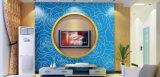 Hoja de acero inoxidable del espejo revestido del color de PVD para la pared del fondo de la TV