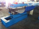 屋根ふきのパネル(ひだが付く機械)のための2つの方法油圧湾曲機械