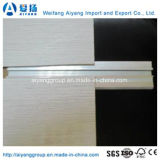 17mm MDF mellé mélaminé blanc de Aiyang Fabricant