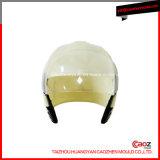 オートバイのヘルメットの備品(CZ-104)のための太字のバイザー型