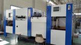 Pleine machine de découpage éliminante automatique empaquetant faisant à machine le cadre ondulé de carton de papier