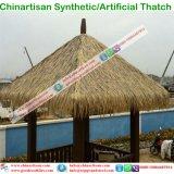 Barra Thatched artificiale di Tiki/ombrello di spiaggia Thatched sintetico del bungalow dell'acqua del cottage capanna di Tiki
