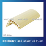 OEM/ODM houten en Plastic Compostite Architraaf 5.8mm (MT-6018)