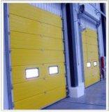 Sectional industrial Doors con Window