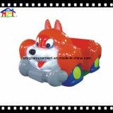 ガラス繊維の乗車の小さい子供の乗車の幸せなリスの良質
