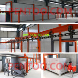 Personalizar Drying Tunnel para Electrostatic Powder Coating