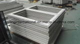 Indicador de alumínio - balanço do Casement no indicador