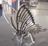 Alluminio getto d'acqua ( Waterjet ) Macchina di taglio con CE