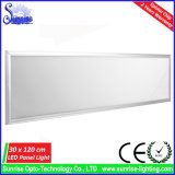 Dispositivo ligero cuadrado del panel de Epistar 30X120 36W LED