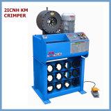 Machine sertissante Km-91h-6 de boyau pour le boyau 2inch hydraulique