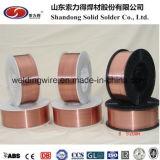 固体炭素鋼の溶接ワイヤ