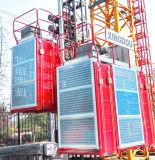 セリウムによって証明されるSc100/100dの二重ケージの頻度構築のエレベーターの製造業者