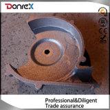 Custodia della pompa su ordinazione dell'acciaio di pezzo fuso con lavorare di CNC fatto in Cina