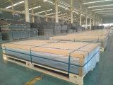 RoHS a certifié le panneau composé en aluminium de Grantie d'érable pour la décoration d'intérieur