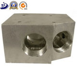 カスタマイズされた金属機械化アルミニウムCNCのアルミニウム機械化