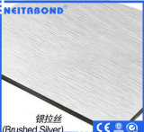 El panel de pared compuesto de aluminio con la capa de PVDF para la mansión de Buidling