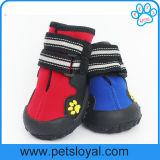 製造業者のスリップ防止防水唯一ペットアクセサリ犬の靴