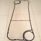 Levering Rubber Gasket NBR, EPDM, FPM voor Sondex Gasketed Plate Heat Exchanger