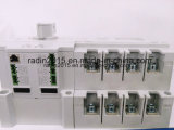 Schakelaar van de Overdracht van de Schakelaar van de generator de Auto met LCD ATS van het Type van ATS MCCB van de Vertoning voor Diesel Generators