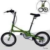 Alta qualidade bicicleta urbana de dobramento da bicicleta da estrada de cidade de 18 polegadas