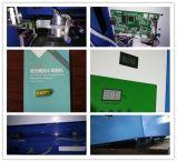 precio de goma de la máquina de grabado del laser del sello 40W