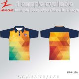 Sportswear quente de Jersey da camisa do futebol do futebol do Sublimation do Sell
