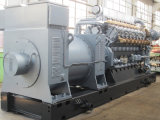 biogás 500kw/gás natural que gera o jogo/Genset