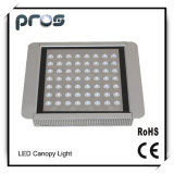 Diodo emissor de luz Canopy Lights Explosionproof Lighting do posto de gasolina para Mine