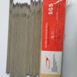 Baguette de soudage 2.5*300mm acier à faible teneur en carbone