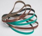 Correa que enarena abrasiva para el acero/el vidrio/madera (ASBA01) del metal inoxidable del acero