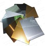 Het gepersonaliseerde Blad van het Aluminium van de Sublimatie Lege