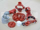 FM UL Highquality Grooved Flange für Fire Protection