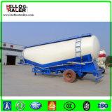 Cemento Bulker semi Remorque di forma di v dell'asse 60cbm del cinese 3