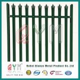 Comitato d'acciaio Caldo-Tuffato del Palisade/recinzione d'acciaio galvanizzata/barriera di sicurezza del Palisade