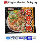 Пакет изготовленный на заказ заедк печатание логоса пластичный кладет мешок в мешки упаковки еды