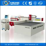 Konkurrierender Wasserstrahlausschnitt-Maschinen-China-Lieferant