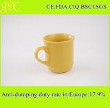 FDA Ceramische Mok met de Glans van de Kleur