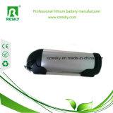 36V 9ah Delphin-Gefäß Li-Ionbatterie mit BMS für elektrisches Fahrrad