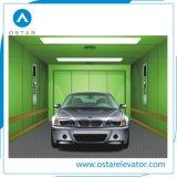 La fabricación de China los 4 paneles de la puerta utilizó la elevación del coche de elevador de carga