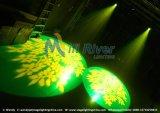 indicatore luminoso capo mobile della fase del punto 17r 350W LED del fascio 3in1