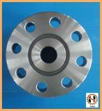 Flange 30crnimo8 de aço fazendo à máquina personalizada forjada do CNC para a indústria