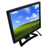15 duim LCD Monitor met Touch Screen voor Computer Display