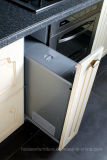 De witte Klassieke Keukenkast van het Meubilair van het Huis van het Membraan van pvc van de Stijl