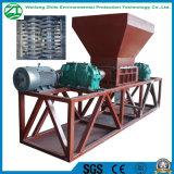Städtischer Feststoff/Tierknochen/Metall-/Plastik-/Holz-/Gummireifen-/Karton-Reißwolf der Zerkleinerungsmaschine-/Foam/PCB/Scrap