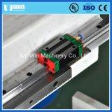 Дверь делая деревянную конструкцию режа деревянный маршрутизатор CNC отрезока листа