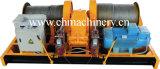 Doppelte Trommel-Gruben-Handkurbel für anhebendes Material, Erz, Gerät (2JK5)