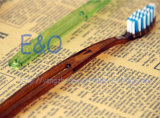 Toothbrush oco transparente da alta qualidade