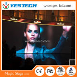 HD rápidos instalan la pantalla al aire libre impermeable del alquiler LED
