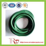 Anel-O feito sob encomenda Eco-Friendly Certificated LFGB do silicone da cor do produto comestível