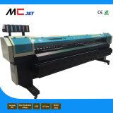 3.2m impresora de gran formato digital de inyección de tinta eco-solvente con Epson para Dx10 Banner